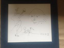 Pablo Picasso - Litografia original