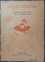 DREYFUS - BILDERBUCH   1899   NAGYON RITKA JUDAIKA !