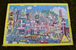 Piatnik puzzle San Francisco Hyde & Powell 67,5 x 44,1 cm kirakós játék