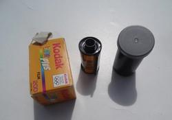 Kodak plus color 200 film retro