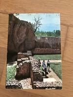 Visegrádi vár képeslap