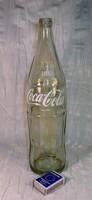 Retro Coca Cola üveg