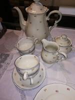 4 személyes Bavaria teás,süteményes készlet eladó