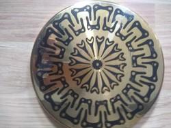 Réz gong