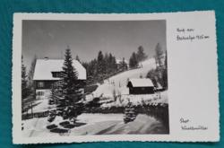 Ausztria, Stolzalpe ,1305 méteren,használt külföldi képeslap