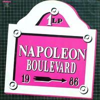 Napoleon Boulevard – Napoleon Boulevard 1. bakelit lemez