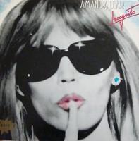 Amanda Lear:Incognito bakelit lemez