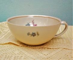 Antik Haas & Czjek Chodau teás csésze, pótlás v.  gyűjtemény