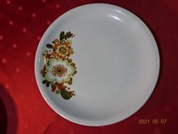 Alföldi porcelán lapostányér, átmérője 24 cm.