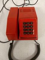 Mechanikai Művek retró nyomógombos telefon