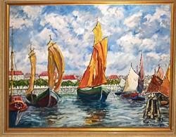Ferd. Wasner 1969: Kikötő