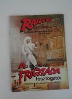 Képregény-Az elveszett Frigyláda fosztogatói Storybook - MOKÉP 1985