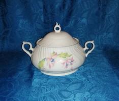 Arpo porcelán virágmintás levesestál 3 literes