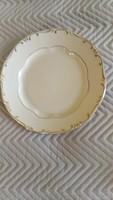 Zsolnay barokk  stafir tányér