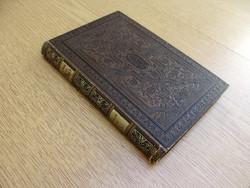 (1907) Jókai Mór összes művei: Névtelen vár - 33. kötet, Nemzeti kiadás, Gottermayer kötés