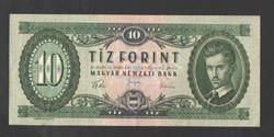 10 forint 1960. EF!! Aránylag, alacsony sorszám!! GYÖNYÖRŰ!!