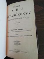Magyar ABC és olvasókönyv - a vendvidéki népiskolák számára, 1896