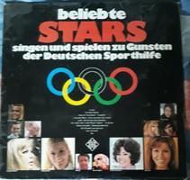 Gala- Show Der Stars bakelit lemez