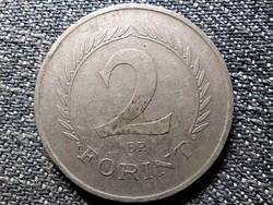 Népköztársaság (1949-1989) 2 Forint 1966 BP (id43538)
