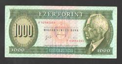 """1000 forint 1996. """"F""""!!   VF!!  NAGYON SZÉP!!  RITKA!!"""