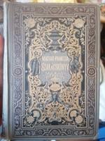 Dobos C. József: Magyar-franczia szakácskönyv,1881,Első Kiadás