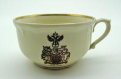 M33 Deesbach porcelán csésze - csodálatos gyűjtői darab
