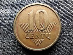 Litvánia 10 cent 2008 (id48957)