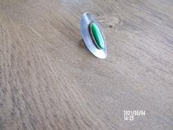 Csodás iparművész ezüst gyűrű