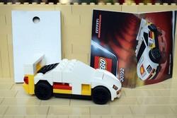 LEGO 30192 F40 játék auto készlet