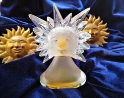 Salvador Dali Le Roy Soleil 30ml vintage parfümös üveg