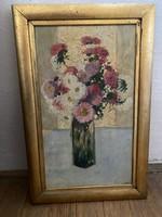 Szignóval ellátott festmény