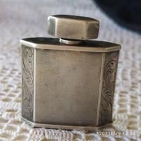 Antik ezüst parfümös