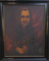 Kárpáti Tamás - portré Dr. Seregély István egri érsekről