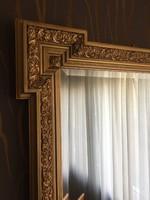 Gyönyörű Reneszánsz keret csiszolt tükörel.