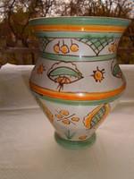 Gorka Géza jelzett  kerámia váza