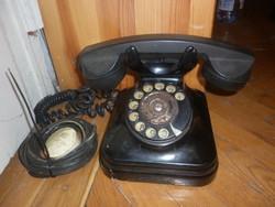 Régi cb 35 tárcsás telefon