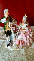 Antik barokk páros