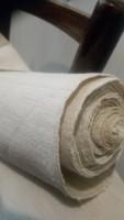 Natur háziszöttes vászon anyag 2,50 méter hosszú