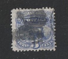 USA 1869 3 CENT