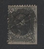 USA 1861 12 CENT