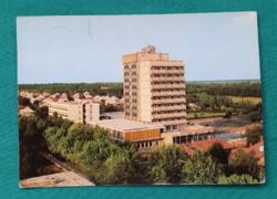 Hajdúszoboszló, SZOT ÉDOSZ üdülő,1975,futott