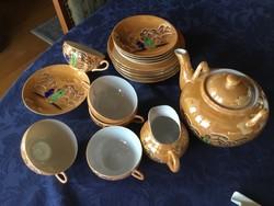 Litopfan japán teás és sütis készlet