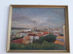 DURAY TIBOR:(1912-1988):eredeti festménye