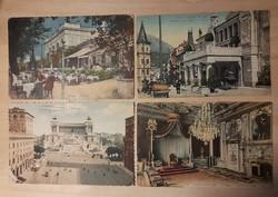 Hamsun .16db képeslap