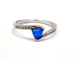 Opál köves ezüst gyűrű (ZAL-Ag93913)