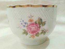 Hollóház porcelain 8.5 Cm x 11.5 Cm