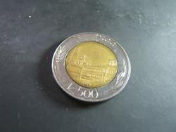 500 Líra 1989 Olaszország