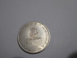 Táncsis ezüst sor - Táncsis Mihály 20 forint, Széchenyi István 10 Ft, Petőfi Sándor 5 Ft