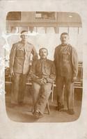 Katonai kórházi kép 1915 Budapest