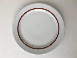 Alföldi barna csíkos lapos tányér